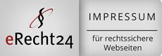 SLM-BAU eRecht24 Siegel